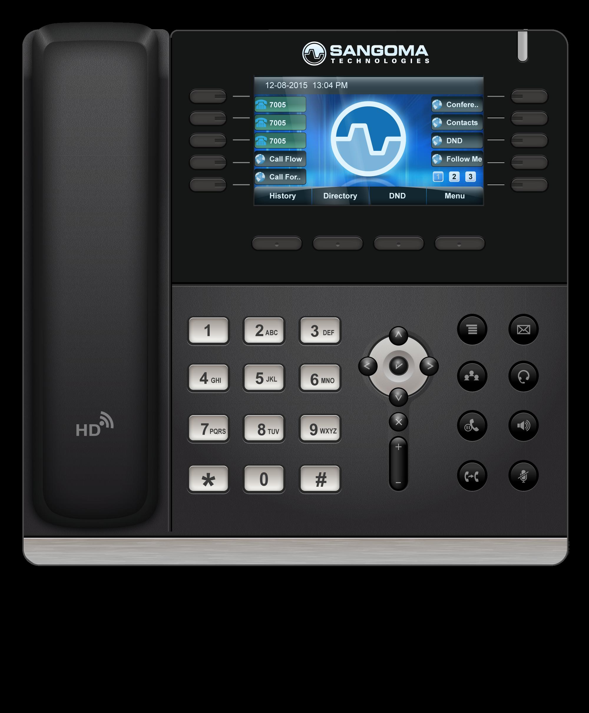 [ VoIP Empresarial ] Conmutadores Virtuales PBX Cloud